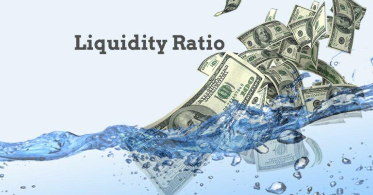 LIQUIDITY RATIO ANALYSIS