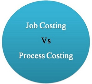 PROCESS COSTING VS JOB COSTING