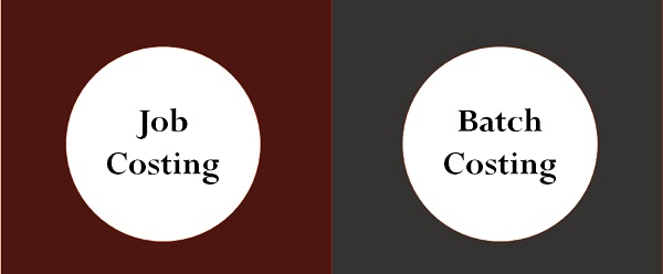 DIFFERENCE BETWEEN JOB COSTING AND BATCH COSTING