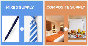 COMPOSITE AND MIXED SUPPLY