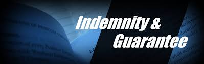 DIFFERENCE BETWEEN INDEMNITY AND GUARANTEE