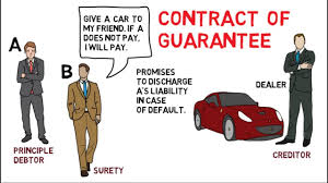 CONTRACT OF GUARANTEE NOTES